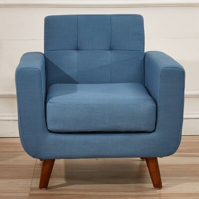 Southborough Arm Chair Upholstery: Paynes Gray