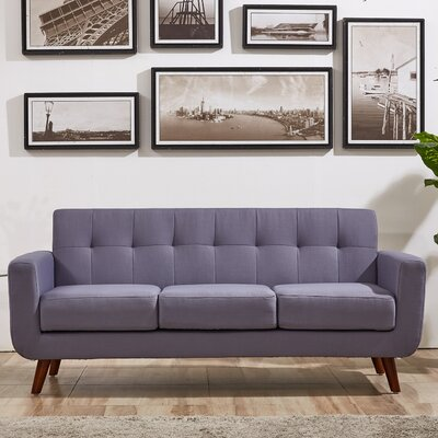Southborough Sofa Upholstery: Taupe Gray