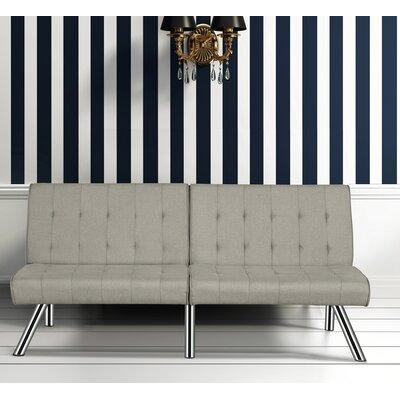 Jayden Sofa Bed Sleeper Upholstery: Light Brown