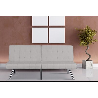 Jayden Sofa Bed Sleeper Upholstery: Beige