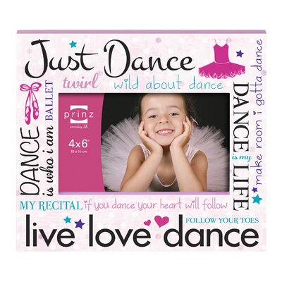 Love Dance Picture Frame 8450-307