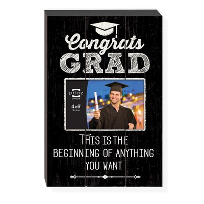 "Graduation ""Dream Big"" Picture Frame"