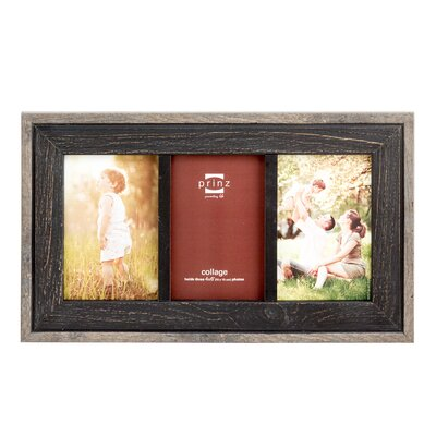 Bryce Picture Frame Color: Black 1422-1634