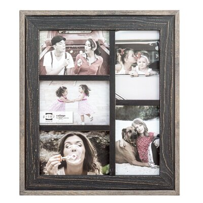 Bryce Picture Frame Color: Black 1422-1654
