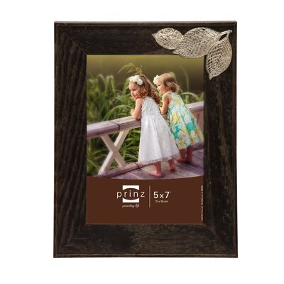 Peyton Picture Frame Color: Black 1433-0657