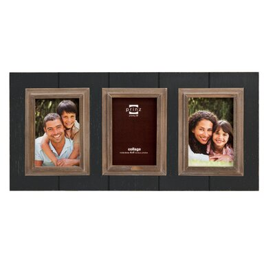 Parker Picture Frame Color: Black 1634-1634