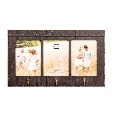Cooper Picture Frame Color: Black 3903-1635