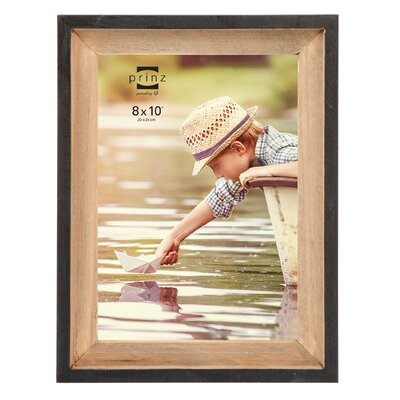 Carver Wood Picture Frame Color: Black 1402-0681