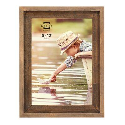 Carver Wood Picture Frame Color: Brown 1402-0781