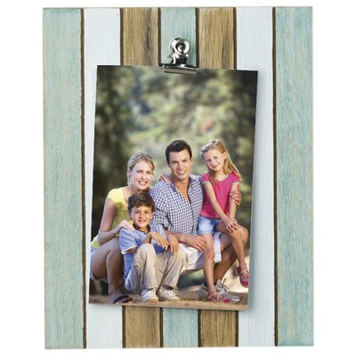 Woodland Planked Picture Frame 3818-0746