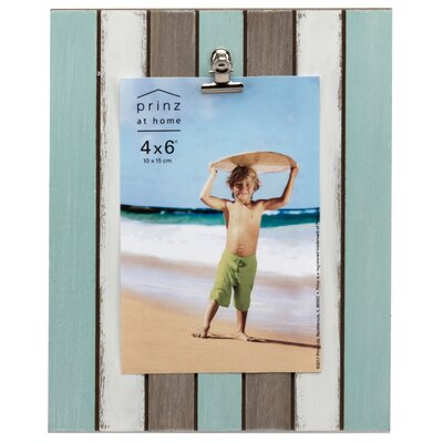 Water's Edge Planked Picture Frame 3571-0001