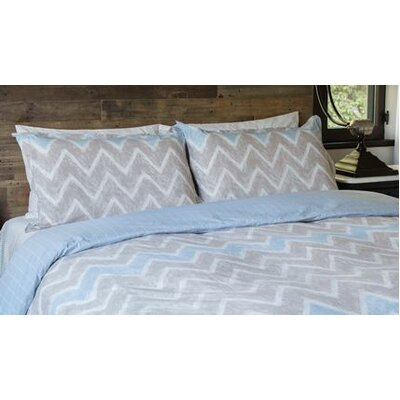 100% Cotton Reversible Duvet Set Size: King / California King
