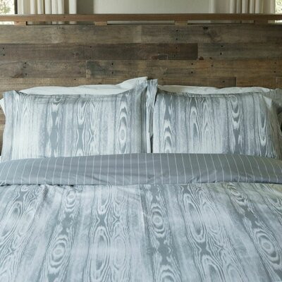 The Woodie Duvet Set Size: Full / Queen