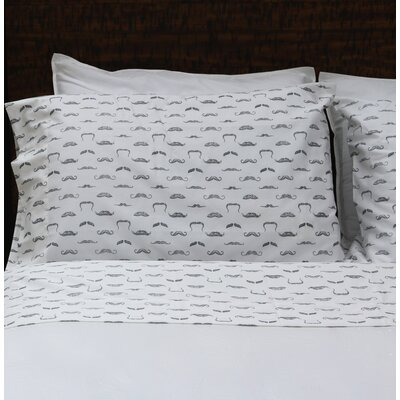 Cotton Sateen Sheet Set Size: Full