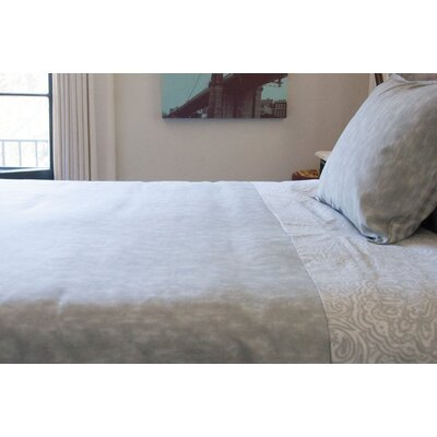Shearson Reversible Duvet Cover Set Size: King/California King