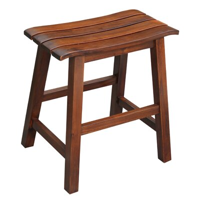 Princetown 18.25 Bar Stool Finish: Espresso