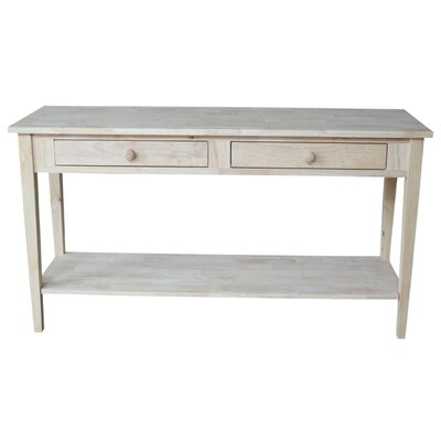 Prattsburgh Console Table