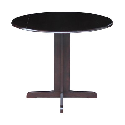 Extendable Dining Table Finish: Rich Mocha