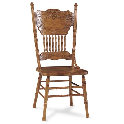 Easy furniture financing Pressback Side Chair...