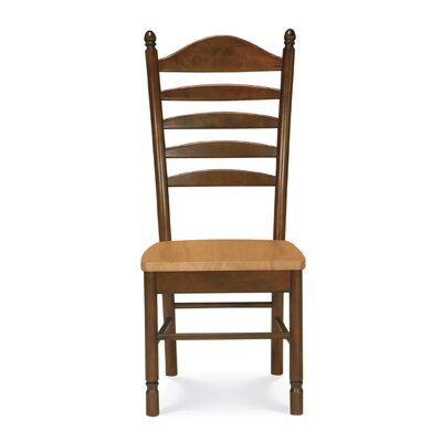 Easy financing Madison Park Ladderback Side Chair ...