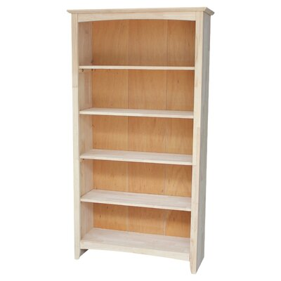 Shaker Bookcase Natural picture