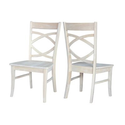 Milano Solid Wood Dining Chair