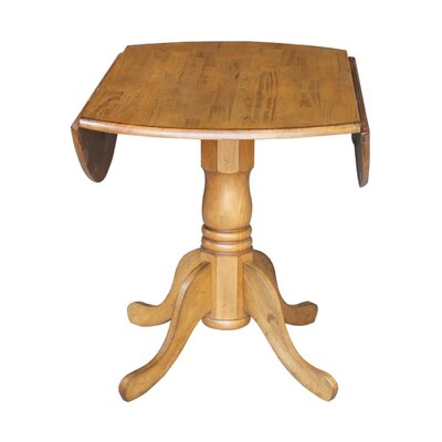 Carrie Dual Drop Leaf Dining Table