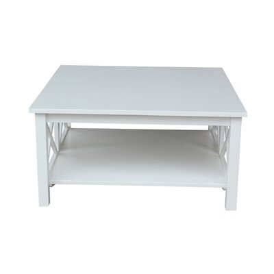 Walden Coffee Table Color: White