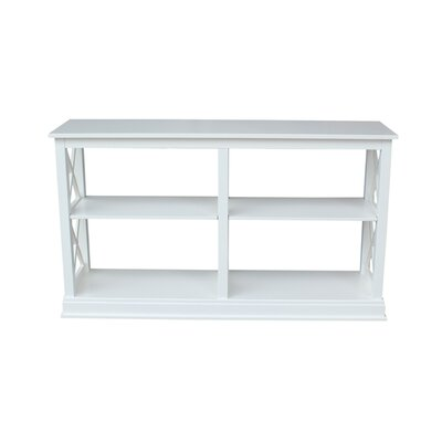 Cosgrave Console Table Finish: White