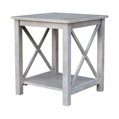 Gabby End Table with Storage