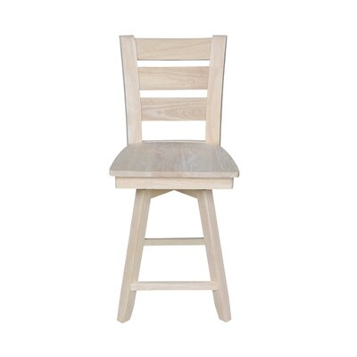 Willits 24 Swivel Bar Stool
