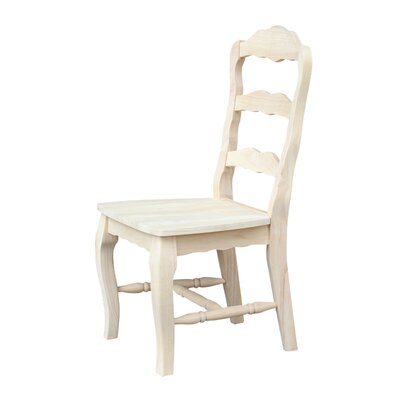 Versailles Solid Wood Dining Chair
