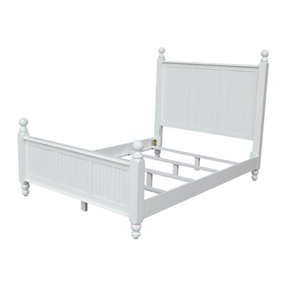 Quahog Panel Bed Size: Full