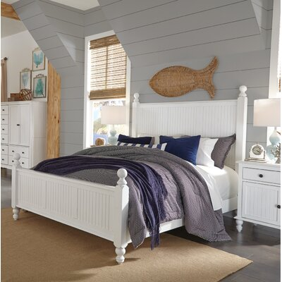 Quahog Panel Bed Size: Queen