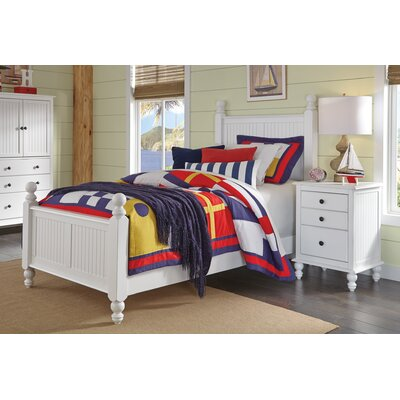Quahog Panel Bed Size: Twin