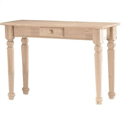 Cheap International Concepts Console Table with Drawer (WI1487)