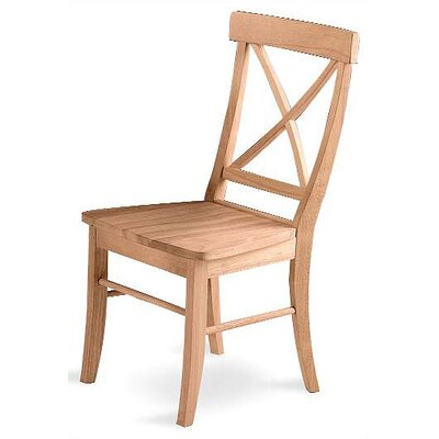 Cross Back Dining Chair - Compare Prices, Reviews and Buy at