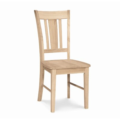 Rent San Remo Slat Back Side Chair (Set ...