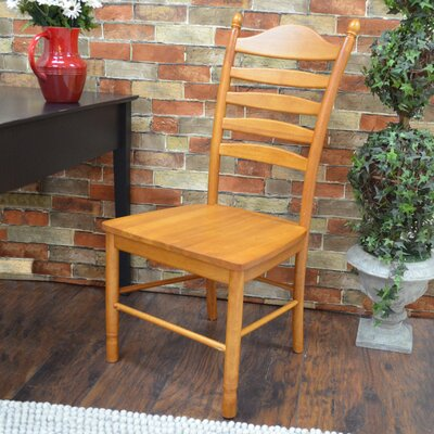 Eleanor Side Chair Finish: English Pine