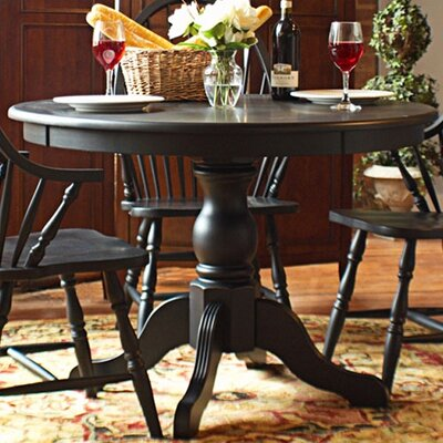 Biermann Dining Table Finish: Deep Espresso