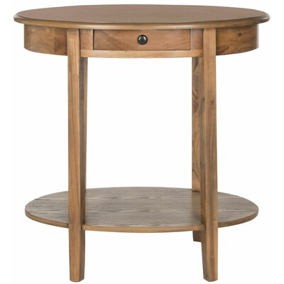 Monica End Table Finish: Oak