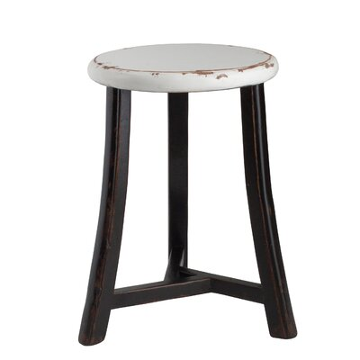 Odie Stool Color: White