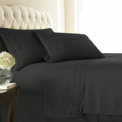 Henderson Sheet Set with Lace