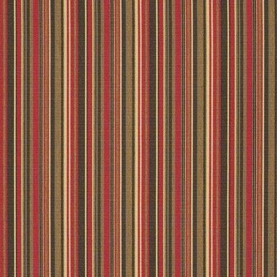 Downey Ottoman with Cushion Fabric: Dorsett Cherry