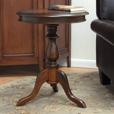 Celestine End Table Color: Chestnut