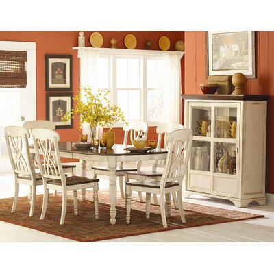 Frona Side Chair (Set of 2) Finish: Antique White