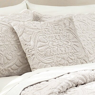 Cynthia Plush D�cor Charlotte Throw Pillow