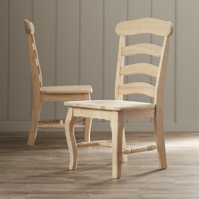 Imogene French Country Solid Wood Dining Chair