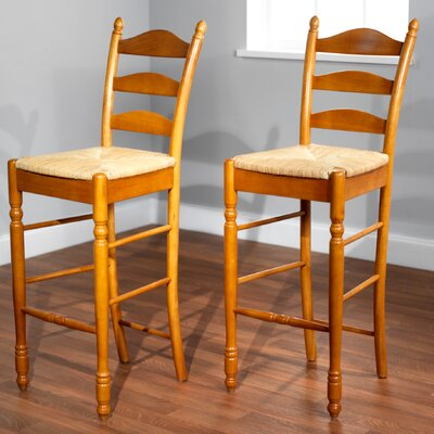 Erma 30 Ladder Back Bar Stool