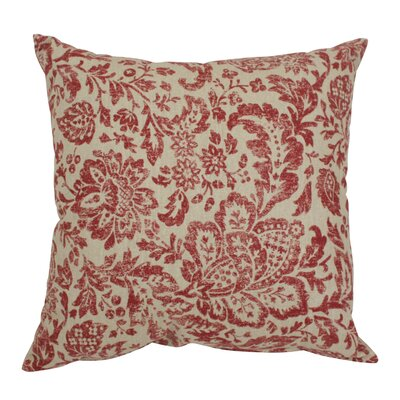 Elma Throw Pillow Size: 16.5 H x 16.5 W